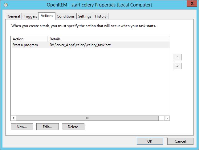 Daemonising Celery on Windows — OpenREM 0 8 0 documentation